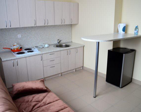 2-местные 2-комнатные с кухней