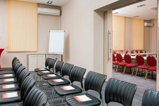 Конференц-залы в отеле «ГАММА СИРИУС ПАРК»