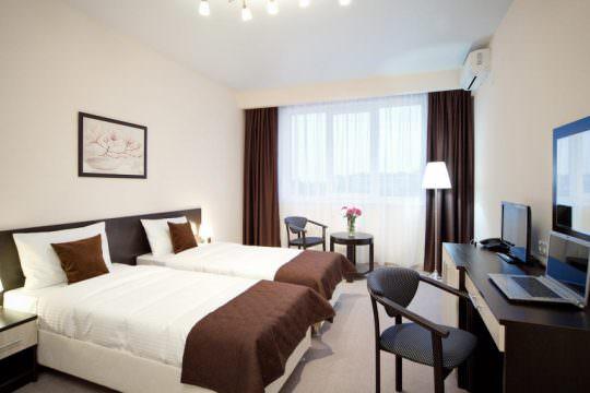 Люкс 2-комнатный (Two-room Suite)
